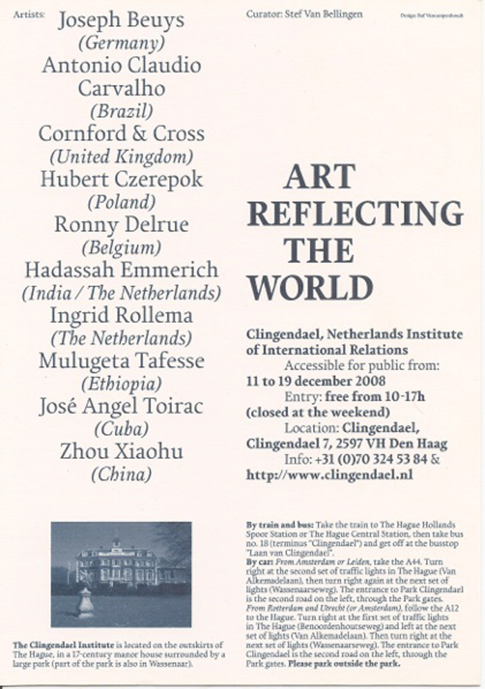 Art REflecting the World - The Hague